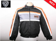 Blouson enfant pour le cross Team Orange