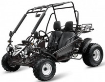 Buggy 150cc Maxi Cross noir 4 temps