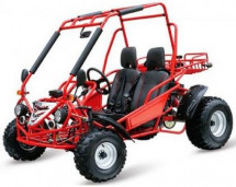 Buggy 150cc Maxi Cross rouge 4 temps