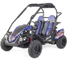 Buggy ado 2 places 200cc bleu 4 temps Xtrm
