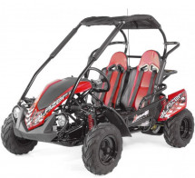 Buggy ado 2 places 200cc rouge 4 temps Xtrm