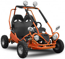 Buggy électrique 450w orange