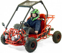Buggy enfant 110cc rouge 4 temps Xtrm