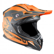 Casque cross enfant orange Xtrm 2020