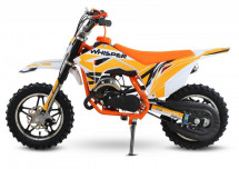 Moto cross 50cc Whisper orange 10/10 pouces