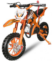 Moto cross Apollo 49cc orange 10/10 pouces