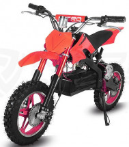 Moto cross Eco Apollo 800W rouge 10/10 pouces