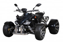 Spy Racing 350cc F3 injection noir quad Homologué